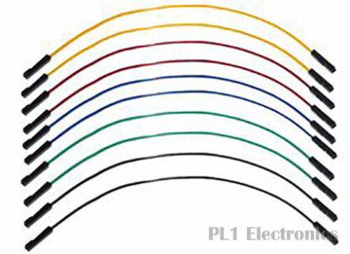 GERTBOARD HEADER PRO SIGNAL    PSG-JMP150FF    JUMPER CABLE 150MM