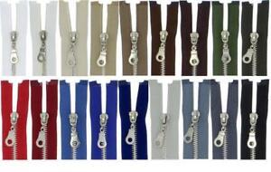 Reissverschluss-MS-Metall-Silber-Glanz-Nickel-Metallreissverschluesse-teilbar-5mm