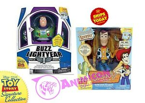 Toy Story Signature Collection Buzz Lightyear New In Box