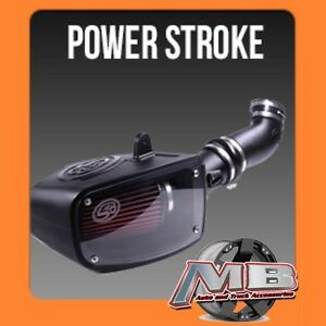 262023661610 on 7 3 powerstroke cold air intake
