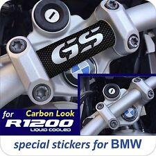 Adesivo BMW R 1200 GS Adventure LC manubrio Carbon Look