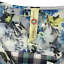 thumbnail 5 - New Anthropologie Cyrena S Tunic Top Blouse Shirt Floral Plaid Blue White Hi Low