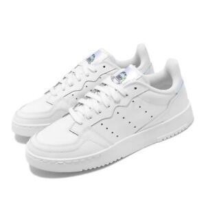 Inevitable Malversar Político  adidas Originals Supercourt White Shiny Twist Iridescent Kid Women Shoes  EG8489   eBay