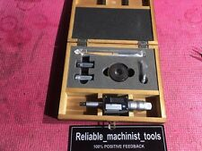 Mitutoyo Intrimik Bore Holtest Inside Micrometer 5 To 8 In With1 Ring Machinist