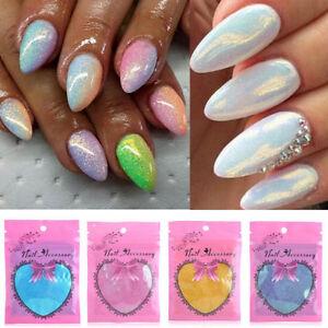 New-Mermaid-Effect-Glitter-Nail-Art-Powder-Dust-Magic-Glimmer-2016-Trend-5-COLOR