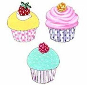 Cupcake-Frosted-Cup-Cake-Dessert-Select-A-Size-Waterslide-Ceramic-Decals-Bx