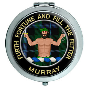 Murray Savage Schottische Clan Kompakter Spiegel