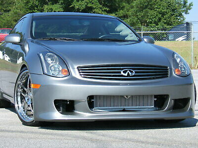 Fits Nissan 350z 2003-07 Nismo 2 Urethane front bumper bodykit Free Mesh Grill