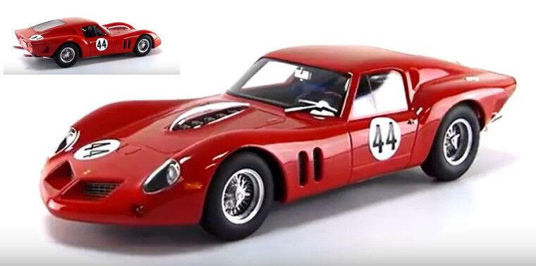 Ferrari 250 Gt Drogo  44 4th 500 Km Spa 1963 G. Langlois Van Ophem 1:18 Model