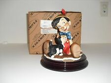 "GIUSEPPE ARMANI ""Pinnocchio + Figaro"" Walt Disney 464C ""NIB"""