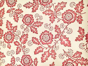 Image Is Loading Vintage Wallpaper Floral Daisy Rose By Motif