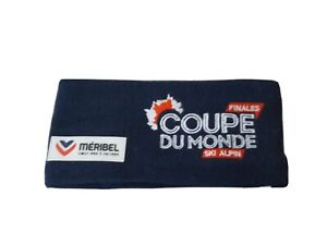 Tour Cou Cache Cou MERIBEL COUPE DU MONDE Protection Froid Hiver Sport Ski ALPIN