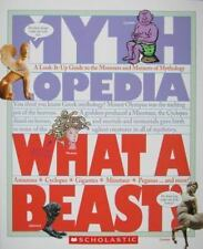 What a Beast!: A Look-it-Up Guide to the Monsters and Mutants of Mytho-ExLibrary