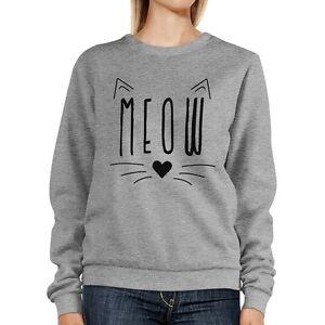 Meow-Sweatshirt-Cute-Back-To-School-Pullover-Fleece-Sweater