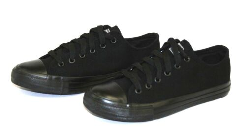 Men Canvas Sneakers Classic Lace Up Fashion Casual Shoes new size 6.5-10