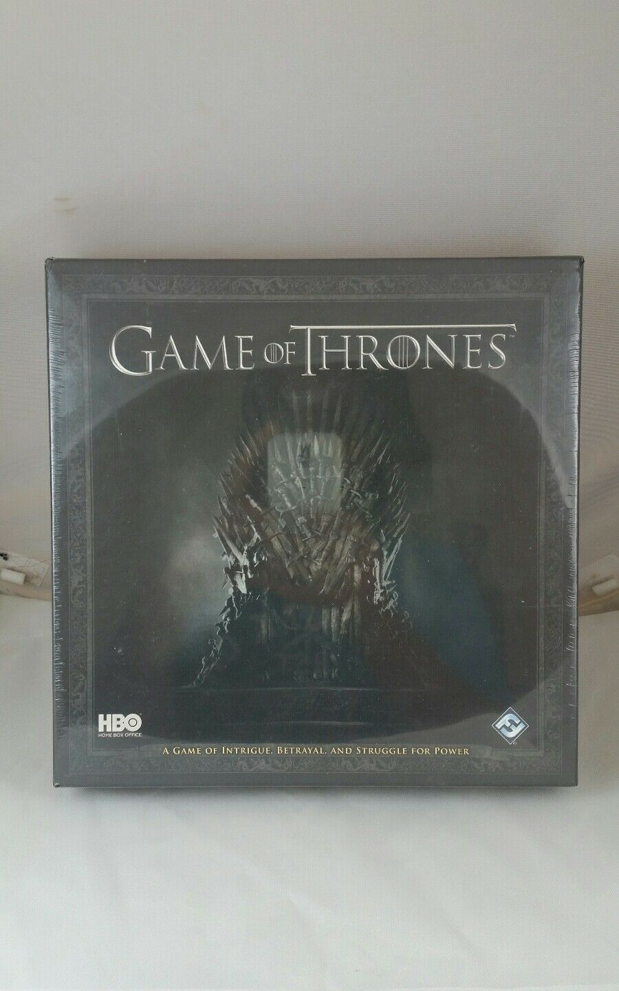 2012 HBO Game Of Thrones  Fantasy Exclusive Board Game NEW
