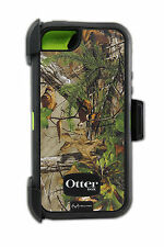 Original OtterBox Defender Rugged Case Cover w/Holster Belt Clip for iPhone 5