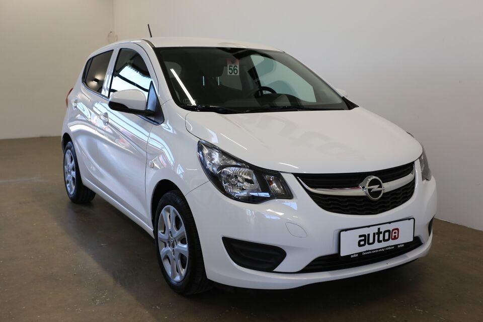 Opel Karl 1,0 Enjoy aut. Benzin aut. Automatgear modelår