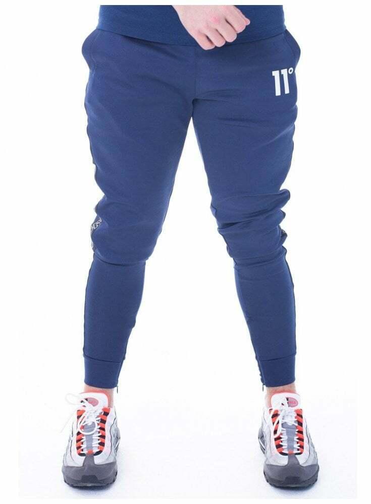 11 Degrés Optum Poly Pantalon De Survêtement-insignia