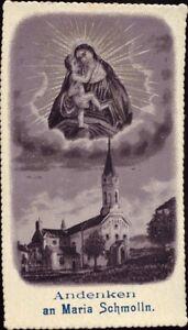Maria-Schmolln-Wallfahrt-Cuadro-Santos-Imagen-Milagrosa-Recuerdo-Austria-B-7294