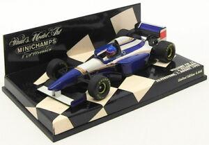 MINICHAMPS-1-43-Scale-430-950106-F1-Williams-FW17-J-Villeneuve-Silverstone-039-95