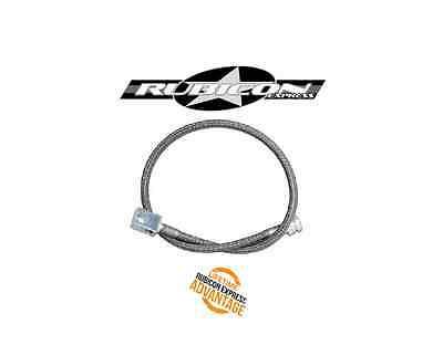 Rubicon Express RE1517 24 Rear Stainless Steel Brake Line
