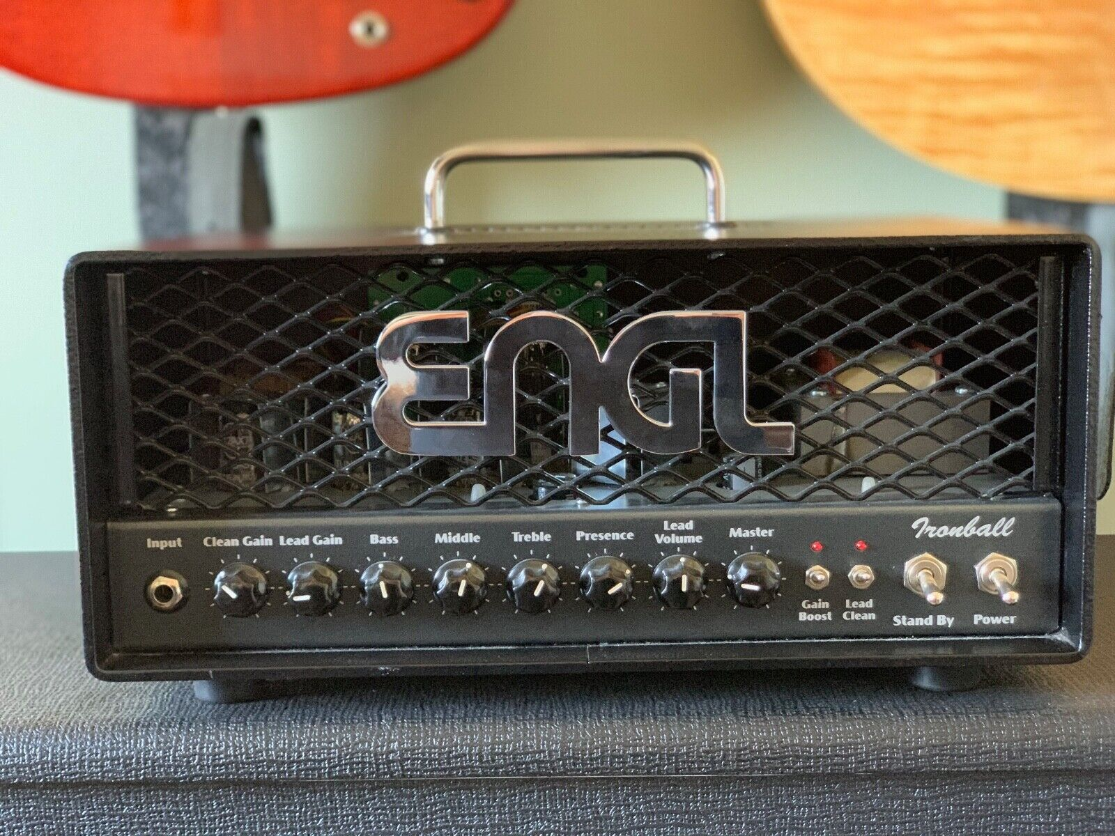 ENGL Amps IRONBALL E606 HEAD with free custom foot switch!. Buy it now for 885.00