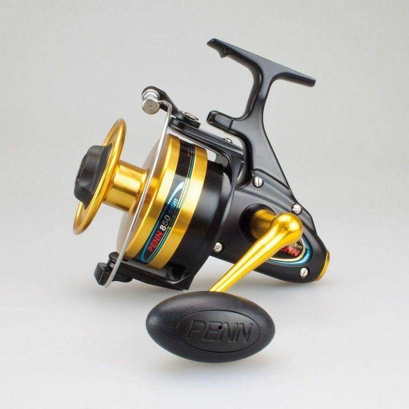 Carrete Penn Spinfisher Metal Serie 750SSM