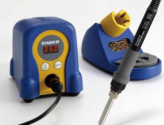 Hakko FX888D-29BY/P ESD-Safe Digital Soldering Station w/ FX8801 Soldering Iron