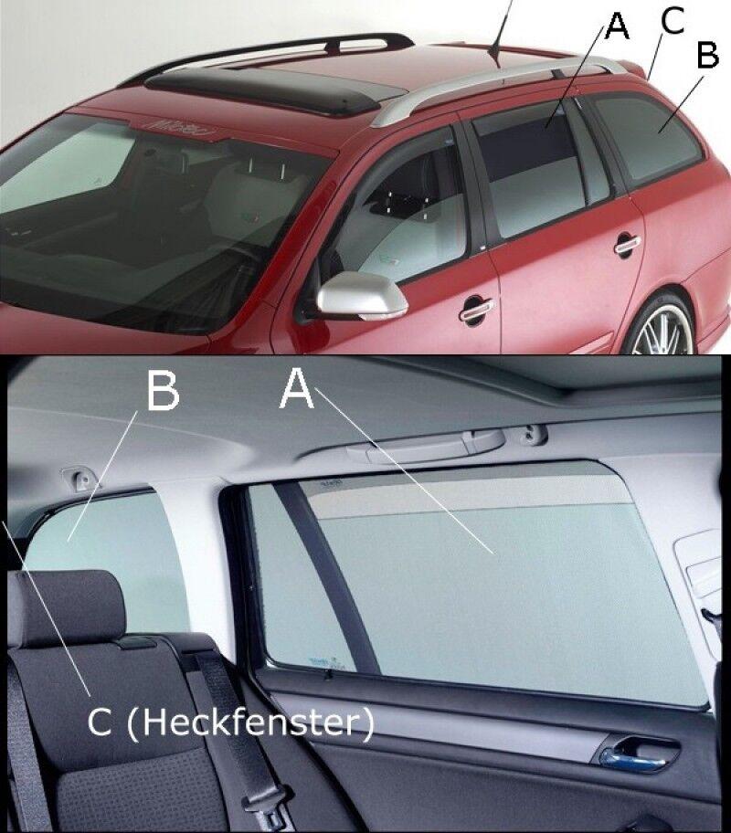Satz Car Shades kompatibel mit Ford S-Max 2015