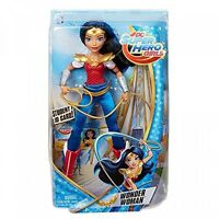 Dc Super Hero Girls Wonder Woman 12 Action Doll, New, Free Shipping on sale