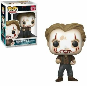 Lo-Capitulo-2-Pennywise-Meltdown-9-5cm-Pop-Vinyl-Figura-funko-875-IN-Stock
