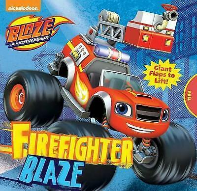Nickelodeon Blaze and the Monster Machines: Firefighter Blaze