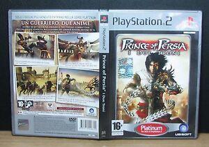 PRINCE-OF-PERSIA-I-DUE-TRONI-PS2-PlayStation-2-PAL-Italiano-Usato-2