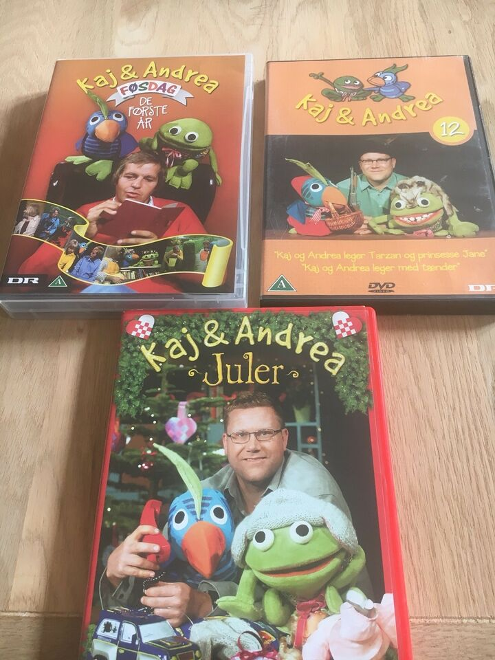 DVD, familiefilm