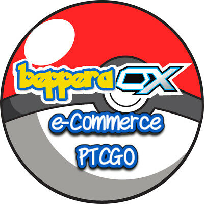 BeppeRadx Pokemon TCGO Store