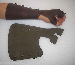 Proteccion-de-brazo-Combi-2XL-Mano-Izquierda-sopora-El-ARCOS-Guantes-Tiro-Con