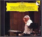 Leonard BERNSTEIN: STRAVINSKY Symphony in C Three Movements CD Strawinski 1985