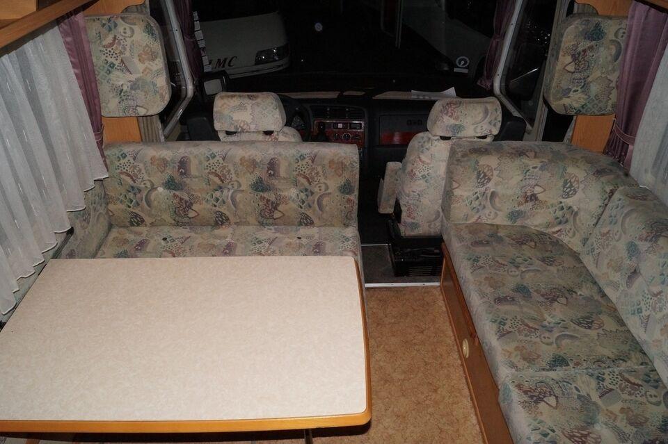 Euramobil 600 LSS, 1996, km 250900