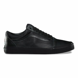 a399948767 Vans Old Skool ATCQ All Black Red Women  039 s 8.5 Men  039 s 7 ...