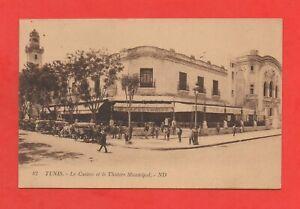 Tunesien-Tunis-Le-Casino-und-das-Theater-Gemeinde-J7719
