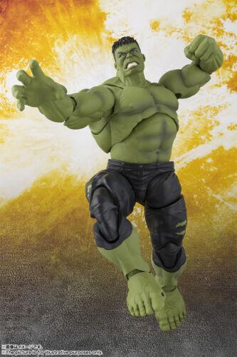 "SHF S.H.FIGUARTS Super Hero AVENGER Age of Ultron HULK 6/"" Figure"