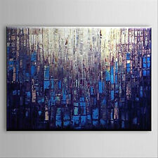 Modern Fashion Simple Hand-Painted Oil Painting Decorative Arts Unframed Decorat