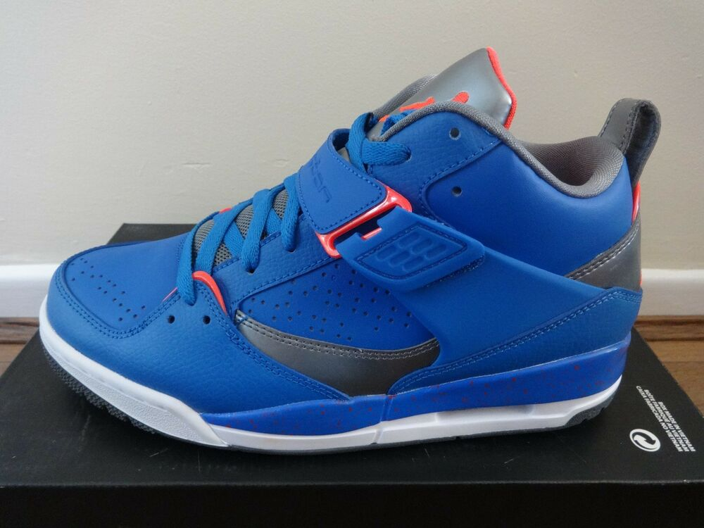 Nike Jordan Flight 45 baskets homme baskets bleu 644846 405 neuf + boîte-