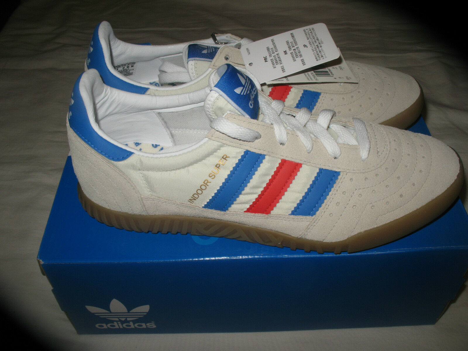 NEW ADIDAS ORIGINALS Indoor S75926 Super SPZL Spezial US 8 S75926 Indoor SOLD OUT 21f130