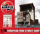 Airfix A75007 Ruined Four Storey European Shop 1 76