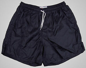 Black-Nylon-Soccer-Shorts-by-Don-Alleson-Men-039-s-2XL-NEW