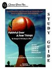 Faithful Over a Few Things Study Guide by George O McCalep (Paperback / softback, 2004)