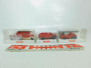 Bo976-0,5 # 3x Wiking H0 / 1:87 Fw Opel: 0861 863 862 Grande Echelle, Top Ovp