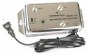 Terrestrial-Digital-DA2-2-Output-Distribution-Amplifier